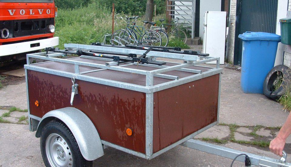 Bagagewagen – B1