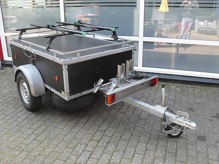 Bagagewagen 6 fietsen – B11