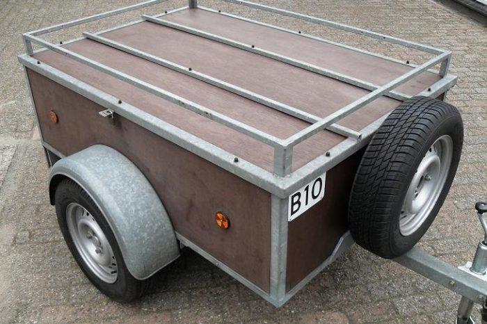 Bagagewagen – B10