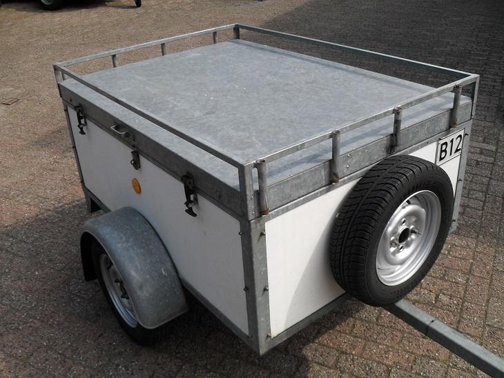 Bagagewagen – B12
