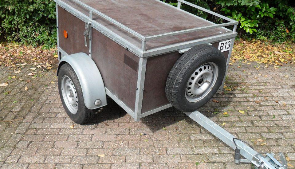 Bagagewagen – B13