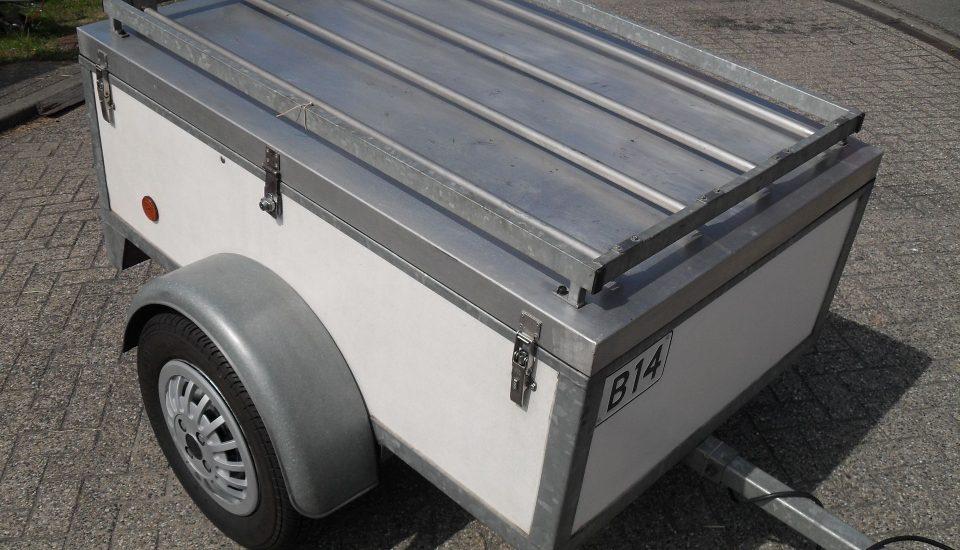 Bagagewagen – B14
