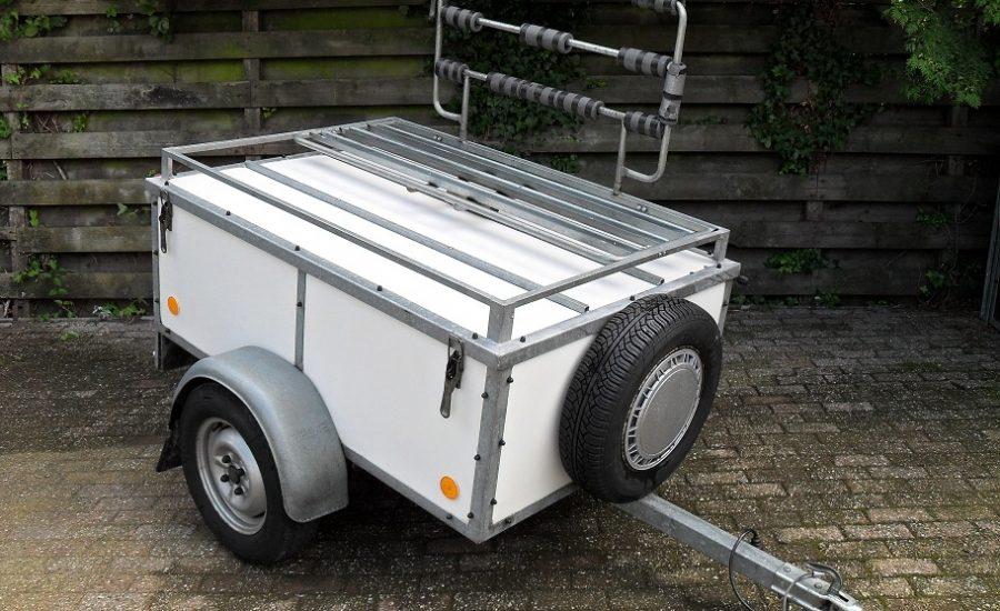 Bagagewagen – B16
