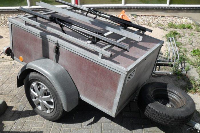 Bagagewagen – B17