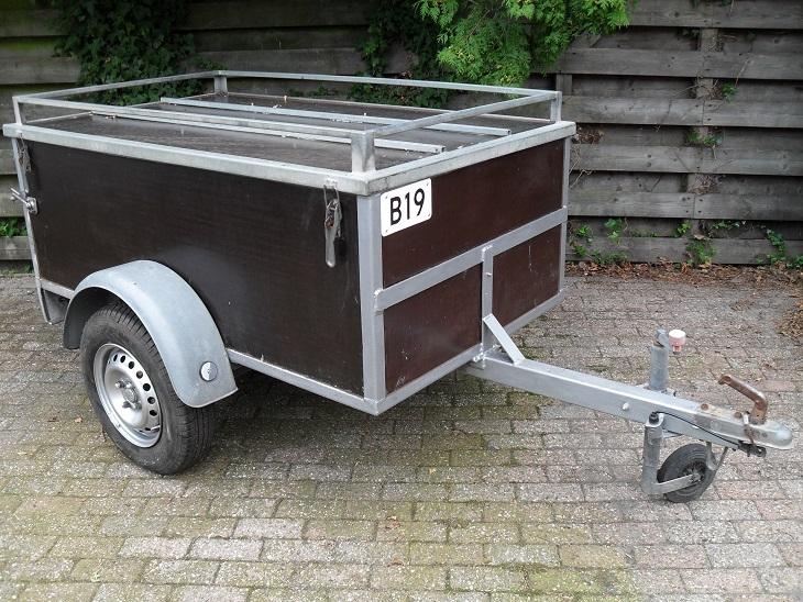 Bagagewagen – B19