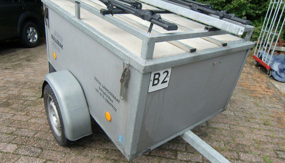 Bagagewagen – B2