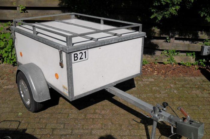 Bagagewagen – B21