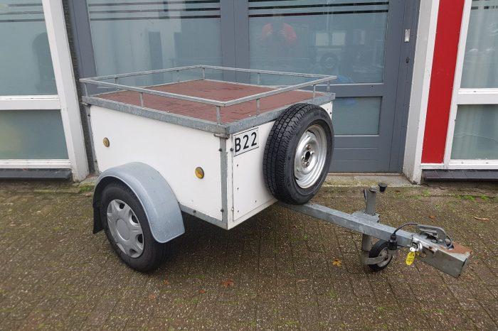 Bagagewagen – B22