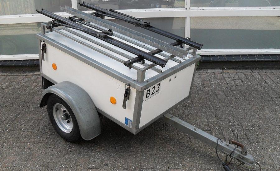 Bagagewagen – B23