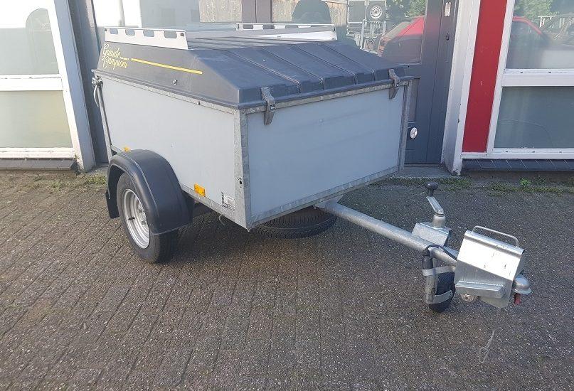 Bagagewagen – B26