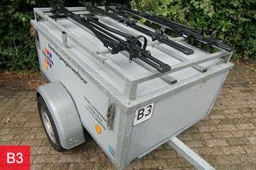Bagagewagen – B3