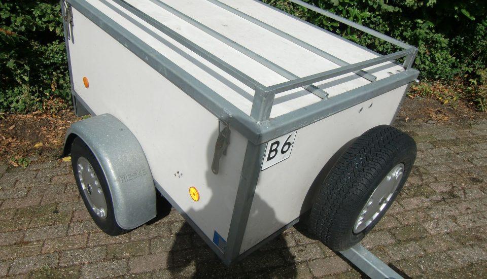 Bagagewagen – B6