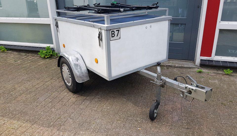 Bagagewagen – B7