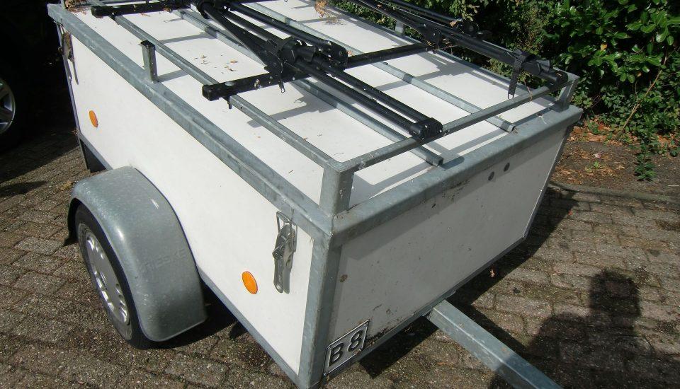 Bagagewagen – B8