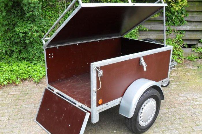 Bagagewagen – B9
